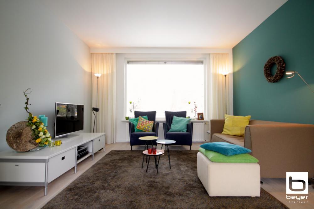 Kleurrijk interieur | Beyer-Interieur